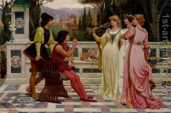 The trial of Avisa