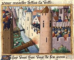 The Seige of Rouen