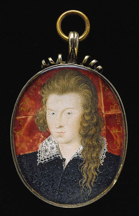 Henry Wriothesley ( H.W).