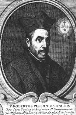 Father Robert Persons